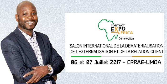 CONTACT  EXPO  AFRICA La 3eme édition  Se  Tiendra  Les  06  Et  07    Juillet  2017  à CRRAE    – UMOA PLATEAU