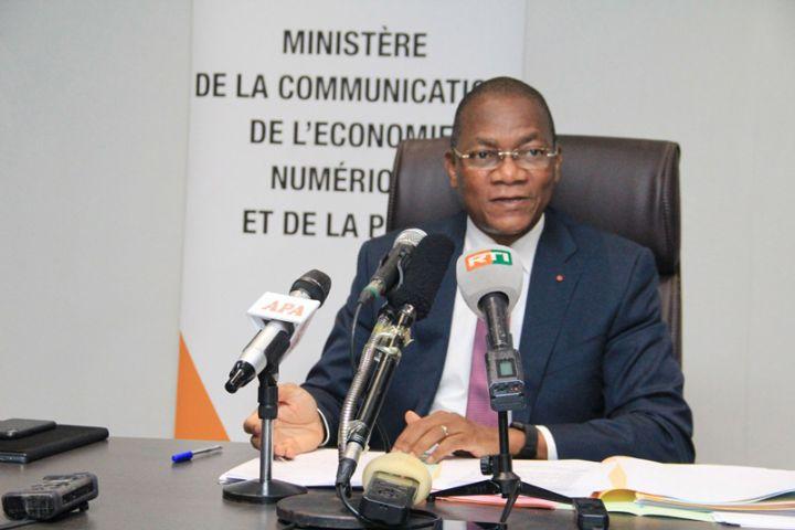 Téléphonie Mobile : La Côte D'Ivoire Passe La Barre De 30 Millions D'abonnés (Ministre)