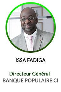 ISSA FADIGA DIRECTEUR GENERAL BANQUE POPULAIRE