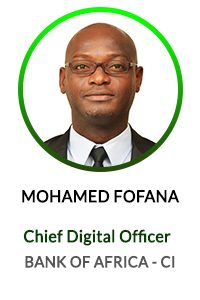 MOHAMED FOFANA Chief Digital Officer (CDO) at Groupe Bank of Africa - Côte d'Ivoire