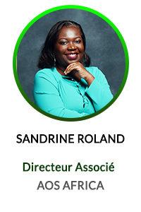 SANDRINE ROLAND - DIRECTRICE ASSOCIÉ AOS AFRICA