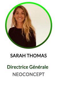 SARAH THOMAS CEO NEO CONCEPT